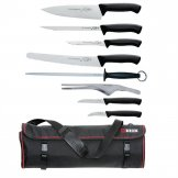 Dick Pro Dynamic 8 Piece Starter Knife Set With Roll Bag