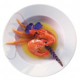 Chef and Sommelier Ginseng Deep Plates 230mm