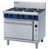 Blue Seal LPG Convection Oven Range  G56D-LPG