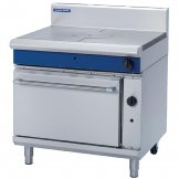 Blue Seal Solid Top Propane Gas Oven Range G570-LPG