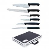 Dick 6 Piece Magnetic Knife Case Set