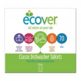 Ecover Dishwasher Tabs (70 Pack)