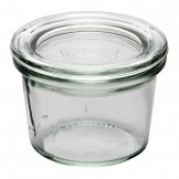 APS 80ml Weck Jar (Pack of 12)