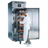 Foster 75kg/15kg Roll-In Blast Chiller/Freezer Remote Cabinet BCCFRI1