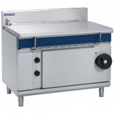 Blue Seal Evolution Tilting Bratt Pan Manual Tilt  120Ltr G580-12/L