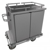 Falcon Chieftain 2 Door Heated Trolley HT2L