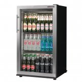 Autonumis Popular 1 Door Back Bar Cooler St/St Door A209180