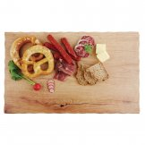APS Oak Effect Melamine Tray GN 1/1