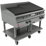 Falcon Dominator Plus LPG Chargrill On Mobile Stand G31225