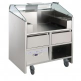Electrolux 2 Point Mobile Unit with Refrigerated Drawers NERLP2G