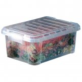 Araven Food Storage Box with Lid 9Ltr