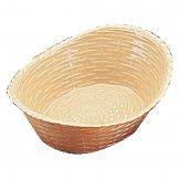 Kristallon Oval Polypropylene Basket