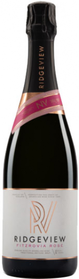 Ridgeview - Fitzrovia Brut Rose NV (75cl Bottle)