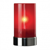 Metro Lamp Red (Pack of 6)