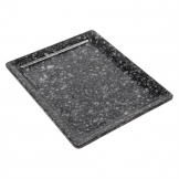 APS Granite Effect Melamine Tray GN 1/2