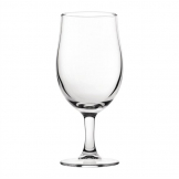 Utopia Nucleated Toughened Draught Beer Glasses 570ml CE Marked (Pack of 12)