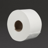 Jantex Mini Jumbo Toilet Paper 2-Ply 150m (Pack of 12)