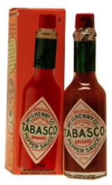 Image of Tabasco Sauce