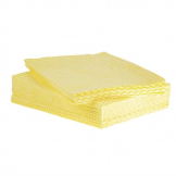 Jantex Solonet Cloths Yellow (Pack of 50)