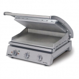 Roband Contact Grill 8 Slice Smooth Plates 2990W GSA815S