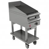 Falcon Dominator Plus Natural Gas Chargrill On Mobile Stand G3425