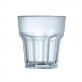 BBP Polycarbonate Frosted Glasses 9oz