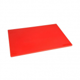 Hygiplas Anti-bacterial Low Density Chopping Board Red