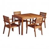 More Rectangular Dining Set