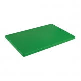 Hygiplas Extra Thick Low Density Green Chopping Board Standard