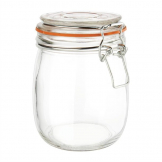 Vogue Clip Top Preserve Jar 750ml