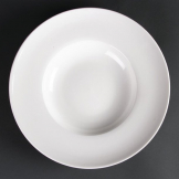 Lumina Fine China Pasta or Soup Bowls 310mm Large (Pack of 2)