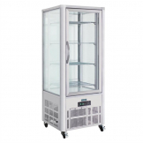 Polar Patisserie Display Fridge 400Ltr