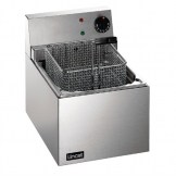 Lincat Single Tank Single Basket Countertop Electric Fryer LDF