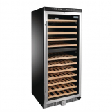 Polar 92 Bottle Dual Zone Wine Fridge