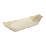 Fiesta Green Biodegradable Poplar Wood Boats 190mm