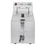 Buffalo Single Tank Single Basket 8Ltr Countertop Fryer with Timer 2.9kW
