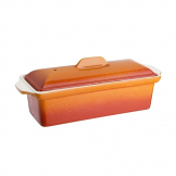 Vogue Orange Pate Terrine Mould 1.3Ltr
