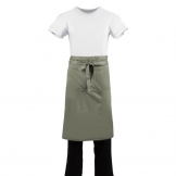 Whites Regular Bistro Apron Olive