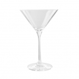 Olympia Campana One Piece Crystal Martini Glass 260ml (Pack of 6)
