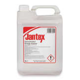 Jantex Citrus Kitchen Cleaner and Degreaser Concentrate 5Ltr (Single Pack)