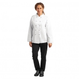 Whites Womens Chefs Jacket L