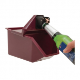 Beaumont Under Counter Bottle Opener with Catcher