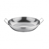 Vogue Carbon Steel Paella Pan 325mm