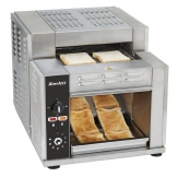 Rowlett Double Slice Conveyor Toaster 1400RT