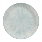 Churchill Stone Coupe Plates Aquamarine 288mm (Pack of 12)