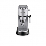 DeLonghi Dedica Espresso and Coffee Maker Silver EC685.M