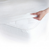 Protect-A-Bed Basic Fitted Mattress Protector Double