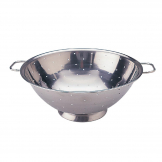 Vogue Stainless Steel Colander 9""