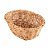 Olympia Willow Oval Basket