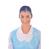 Lion Haircare Hair Net Light Blue (Pack of 50)